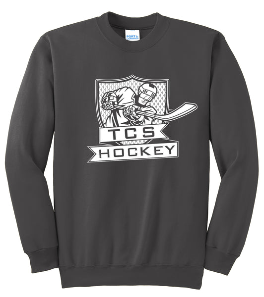 TCS Hockey | Logo Crewneck