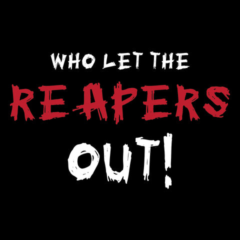 Who Let the Reapers Out Logo