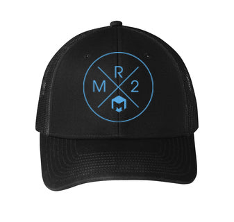 The MR2 Collection Black Trucker Hat