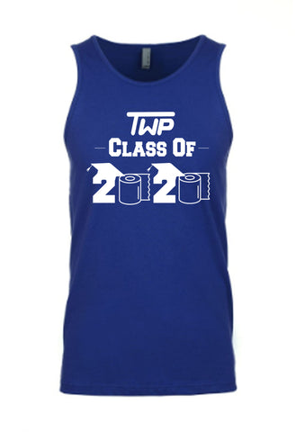 TWP Senior Class of 2020 Quarantined Mens Tank