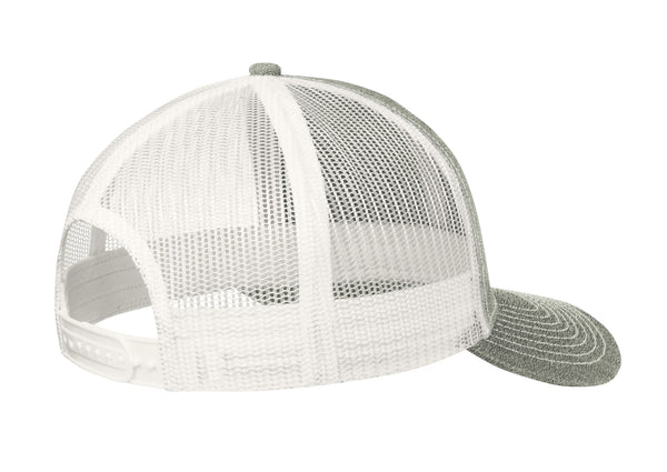 RM | Snap Back Hat - Gray/White