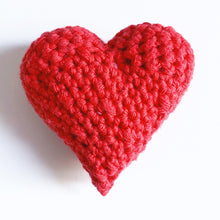 Load image into Gallery viewer, Crochet Heart Pattern