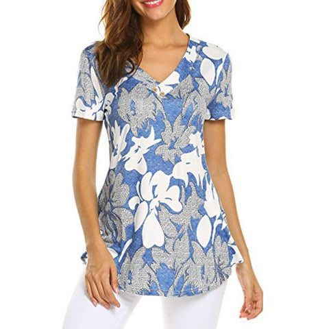Summer Swing Tunic Tops