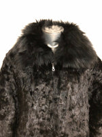 NEW Mens Genuine Mink 100% Real Authentic Fur Winter Coat Jacket USA