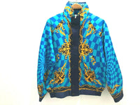 NEW CREME DE SILK Mens 100% Silk Soft Fashion Bomber Winter Jacket Medium