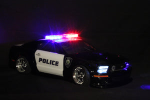 Police Deluxe Light Kit