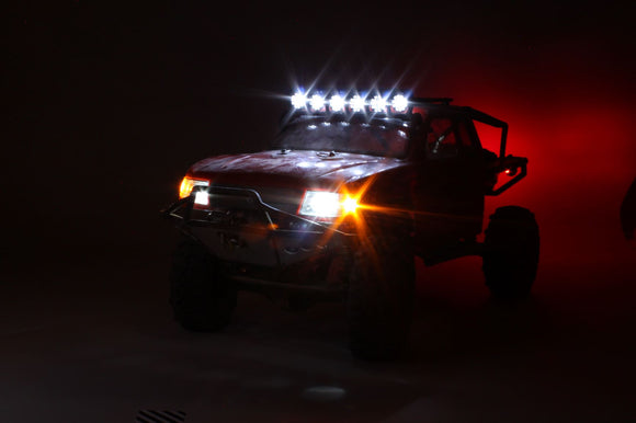 UF-7C Off Road Rock Crawler Light Kit