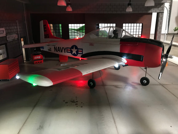 Large Airplane Light Kit