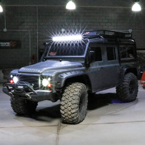 "TRX4 Defender DG-1 Kit with 5"" Light Bar"