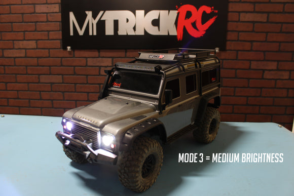 TRX4 Defender UF-7 Light Kit