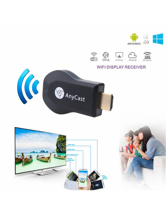 ANYCAST ANDOWL M5 Plus Wifi Hdmi Display Tv