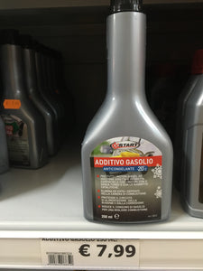 Additivo gasolio 250ml