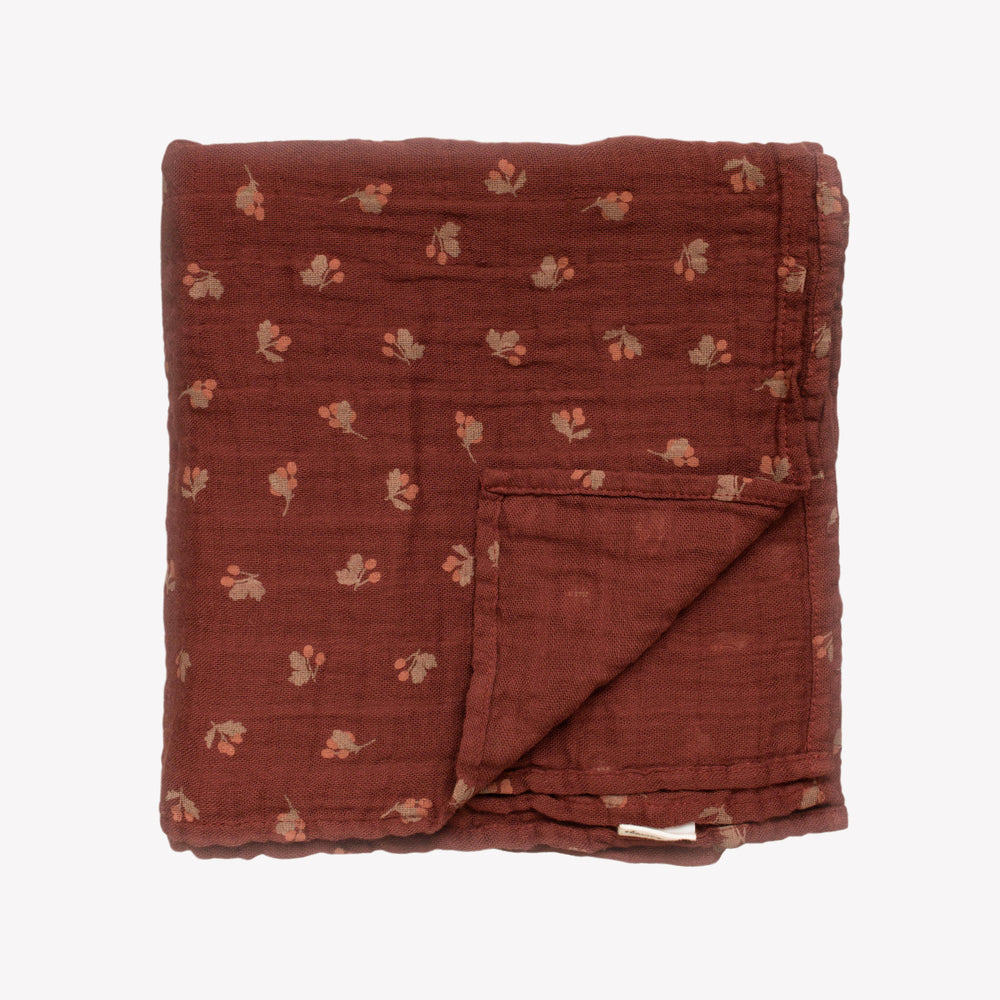 Muslin Swaddle Blanket | Hawthorns