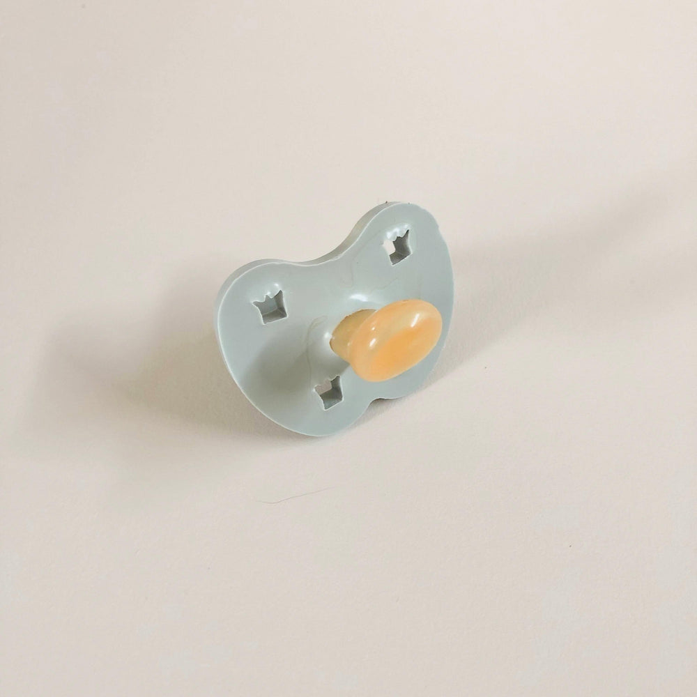 Orthodontic Pacifier | Grey - Modern Raised