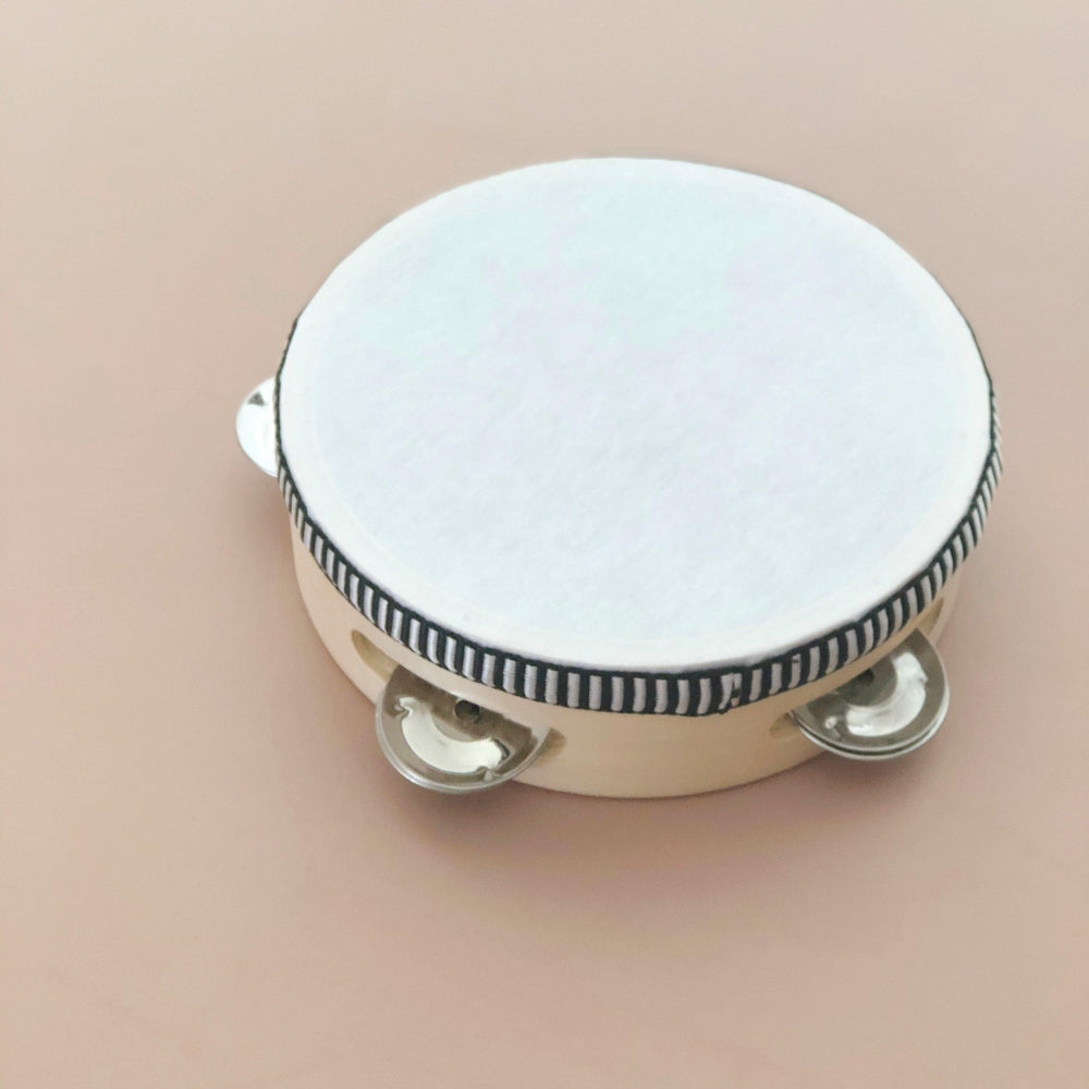 Tambourine Drum - Modern Raised