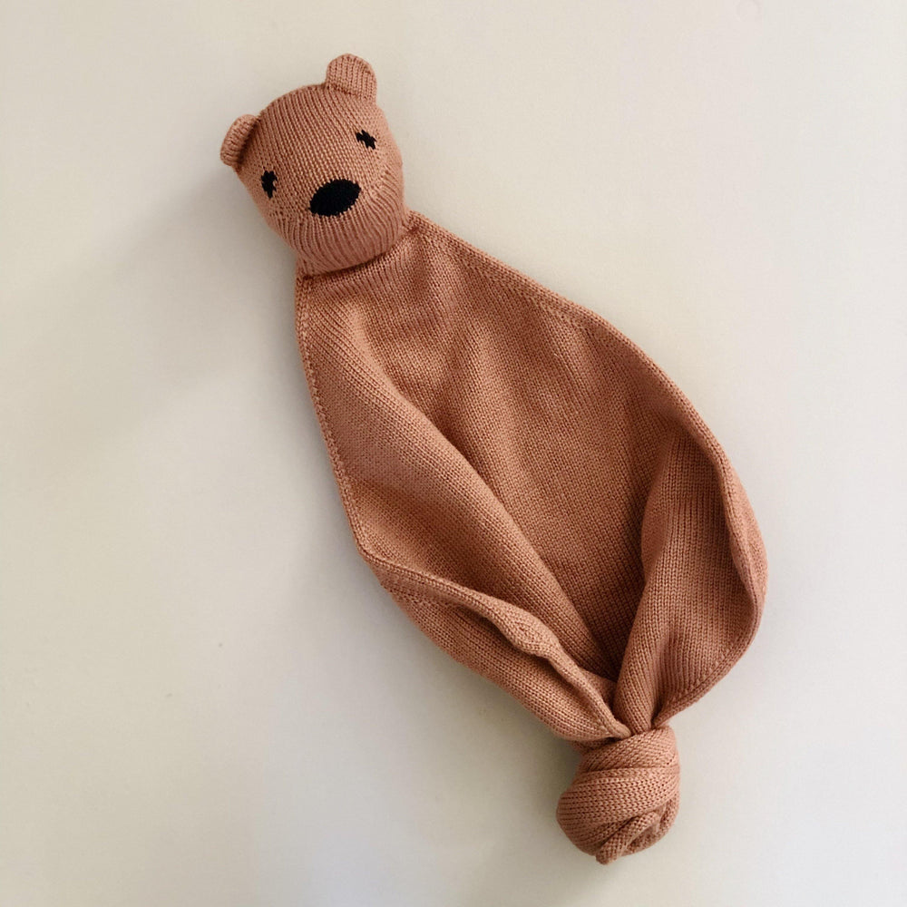 Teddy Tokki Lovey | Brick - Modern Raised