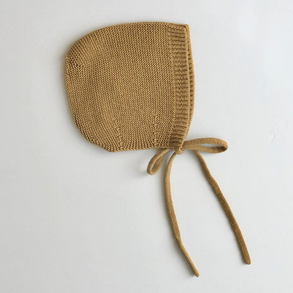 Dolly Bonnet | Mustard