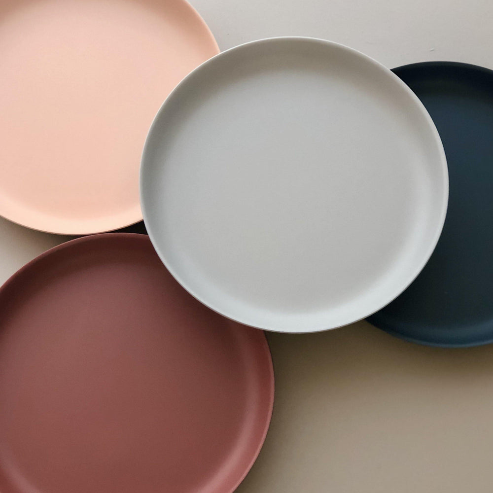Bamboo Plate Set | Scandi