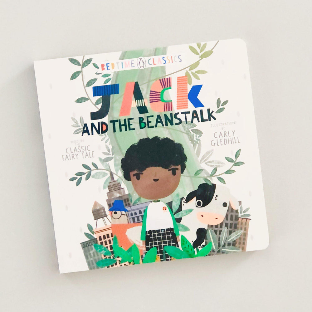 Jack and the Beanstalk | Bedtime Classics