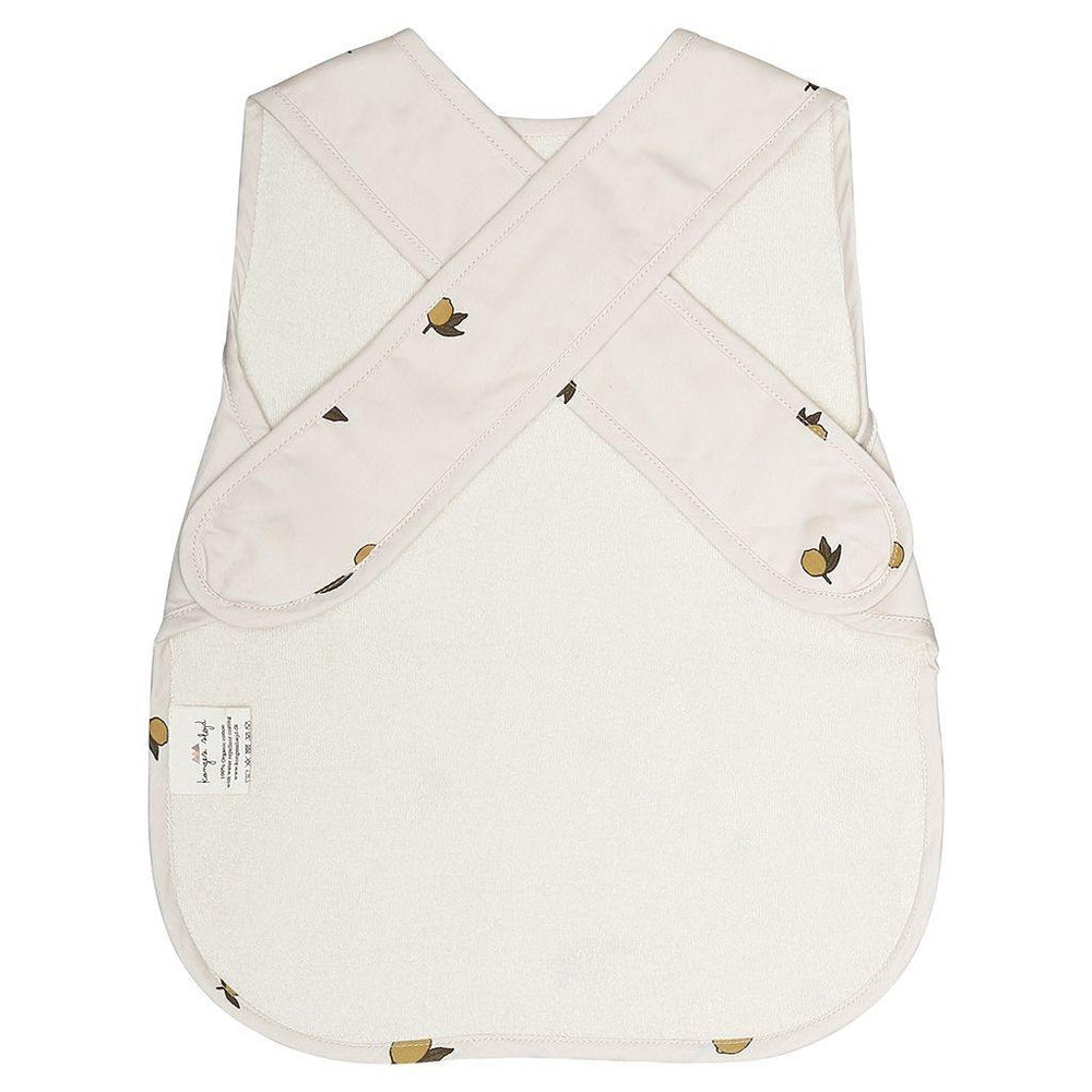 Comea Big Bib | Lemon - Modern Raised