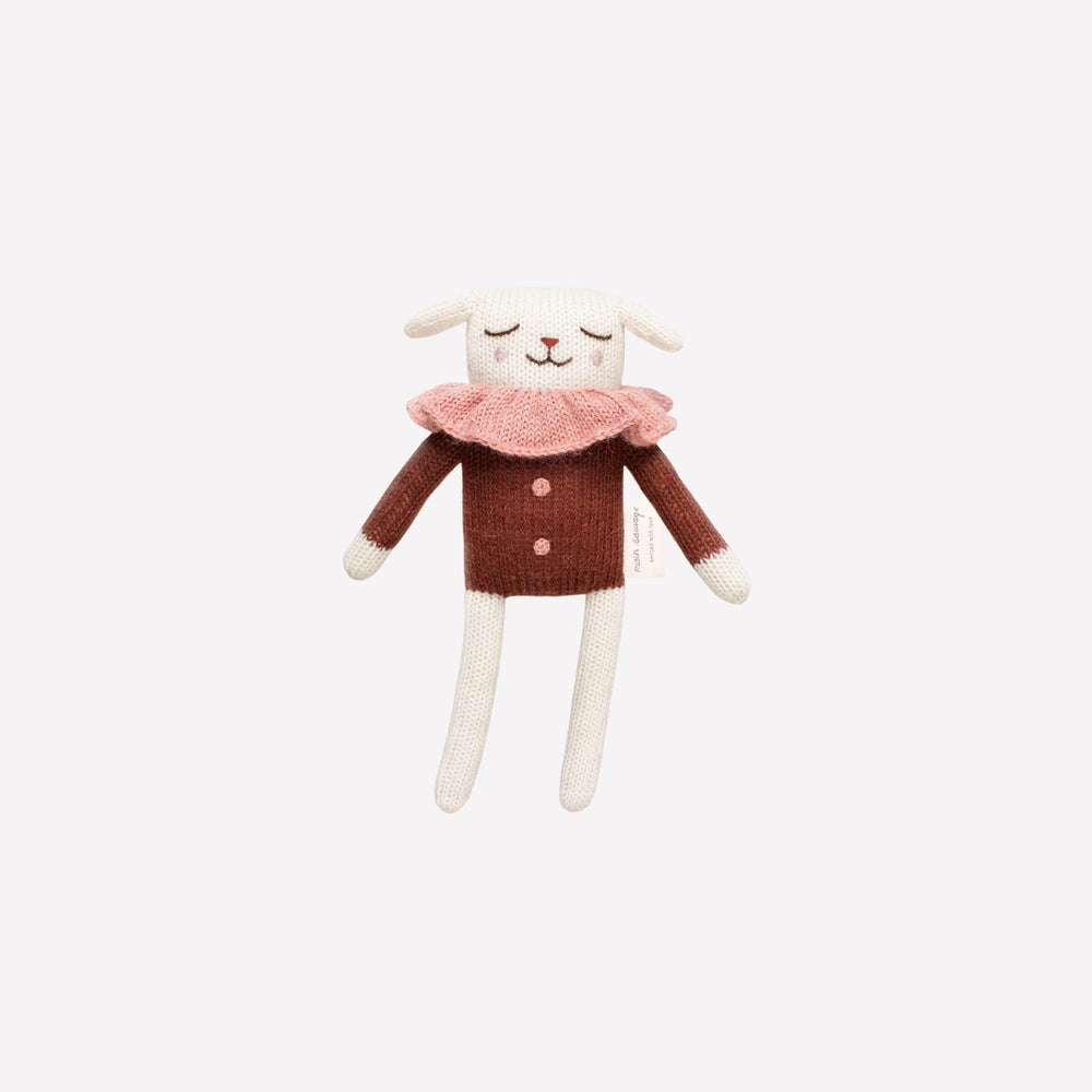 Lamb Knit Toy | Sienna Blouse