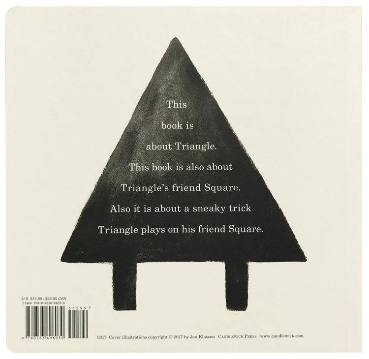 Triangle: Shape Trilogy (Minor Scuffing on Cover)
