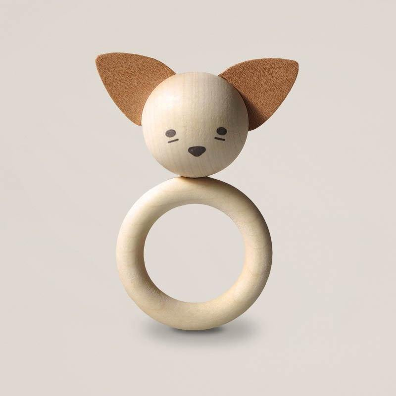Mr. Fox Teether
