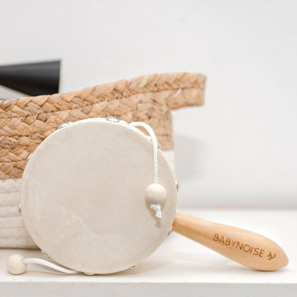 Tassel Drum - Modern Raised