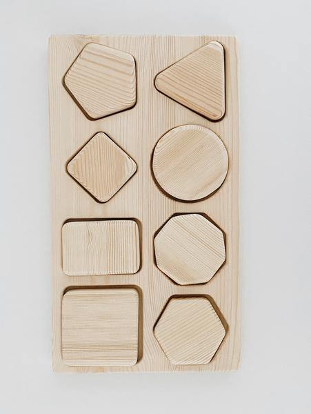 Eco Shape Puzzle