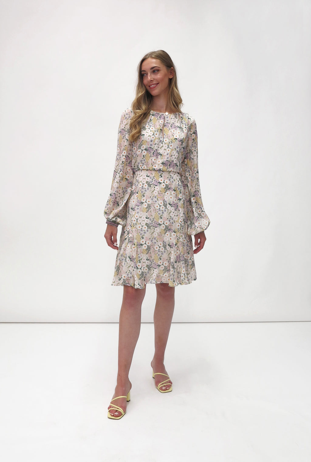 Sophie Dress -Flower dress  (7466215)