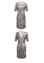 7185/76 – Sequin Dress