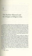 Load image into Gallery viewer, Dogen's Manuals of Zen Meditation