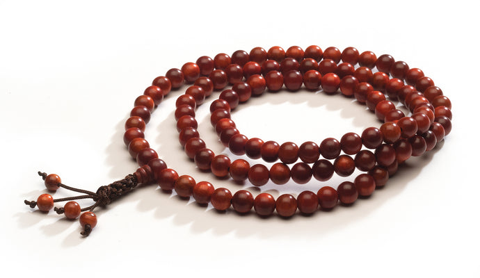 Dragon Blood Wood Full Mala