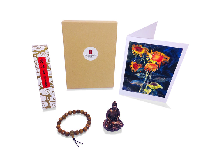 Kannon in Zazen Gift Set