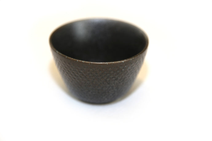 Black Tetsu Incense Bowl