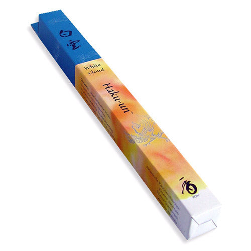 Haku-un White Cloud Shoyeido Incense