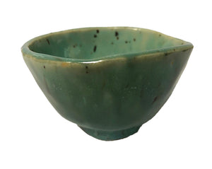 Hand Made Clay Water Offering Bowls