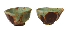 Load image into Gallery viewer, Hand Made Clay Water Offering Bowls