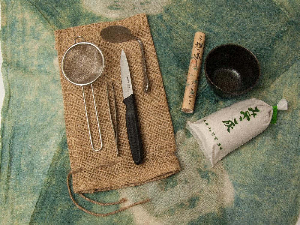 Incense Starter Kit + Altar Cleaning Kit