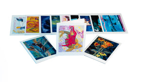 Original Artwork Cards - Set of 12