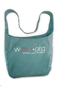 WZEN.ORG Eco Messenger Bag