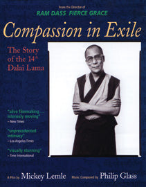 Compassion in Exile: The Story of the 14th Dalai Lama (DVD)