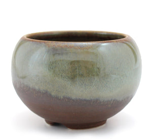 Desert Sage Japanese Ceramic Incense Bowl