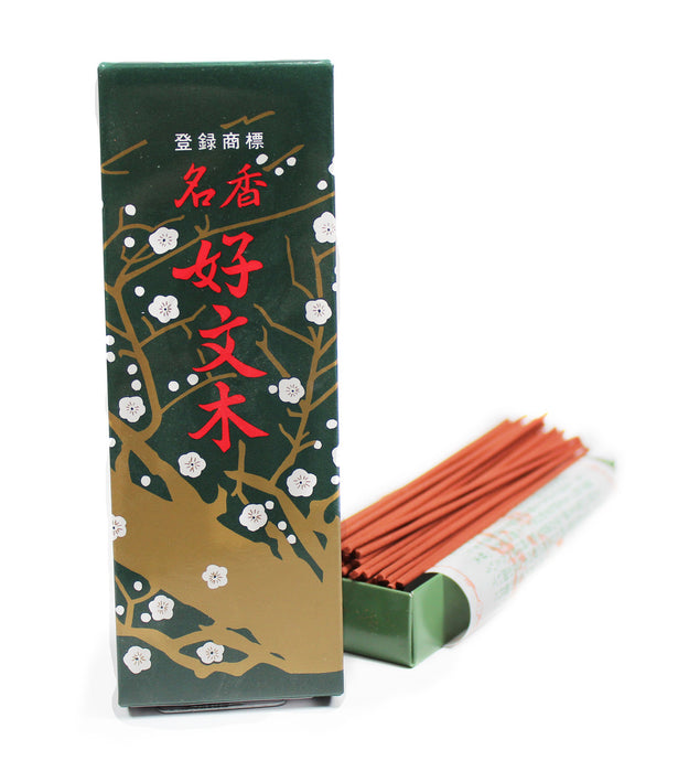 Plum Blossom Sandalwood Incense