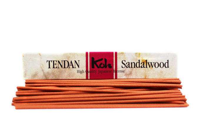 Tendan Koh Sandalwood Incense