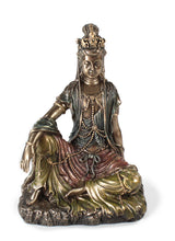 Load image into Gallery viewer, Royal Ease Kannon Statue