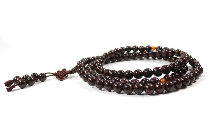 Lotus Bead Full Mala