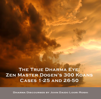 The True Dharma Eye: Talks 1-25 by John Daido Loori (mp3)
