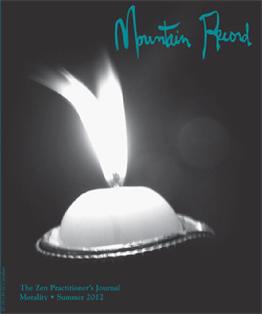 Morality - Mountain Record, Vol. 30.4, Summer 2012