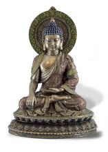 Load image into Gallery viewer, Earth Witness Buddha Statue